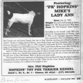 HOPKINS' MIKE'S LEDY ANN