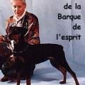 HESTIA DE LA BARQUE DE L'ESPRIT